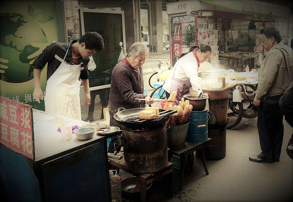纪念我心中的上海早点_图1-2