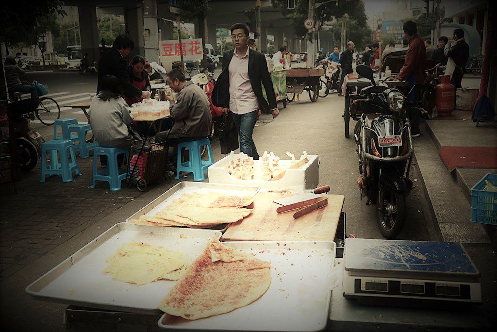 纪念我心中的上海早点_图1-3