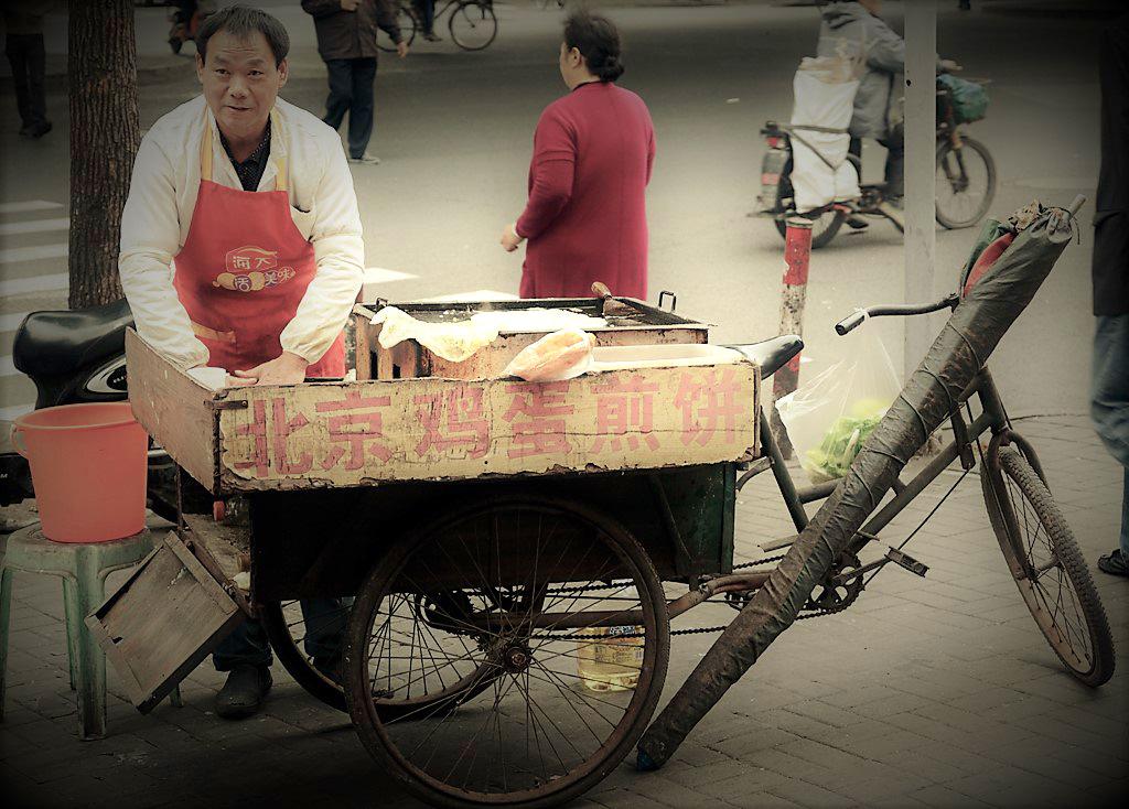 纪念我心中的上海早点_图1-4
