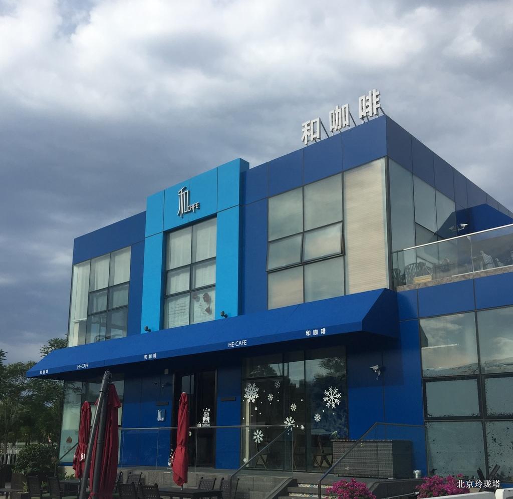 北京城难得一上的奥运景观_图1-3
