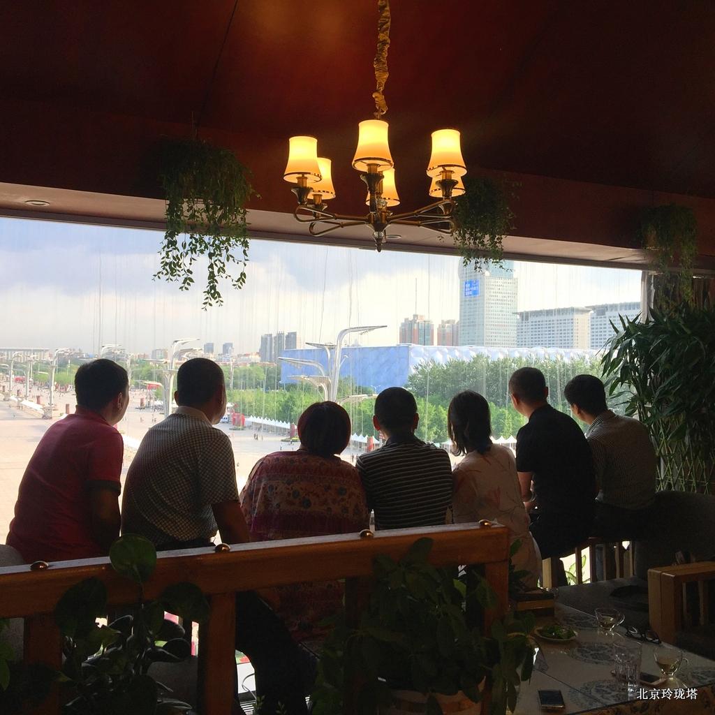 北京城难得一上的奥运景观_图1-6