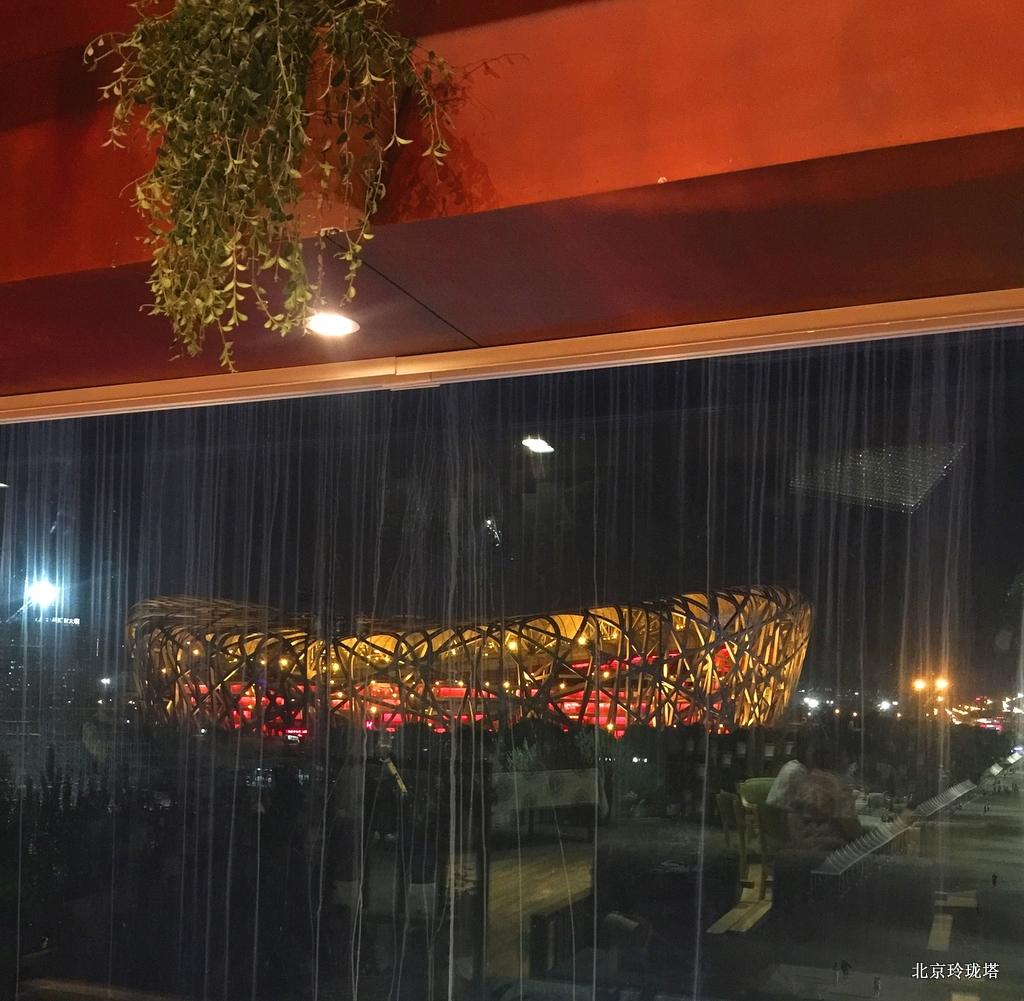 北京城难得一上的奥运景观_图1-10