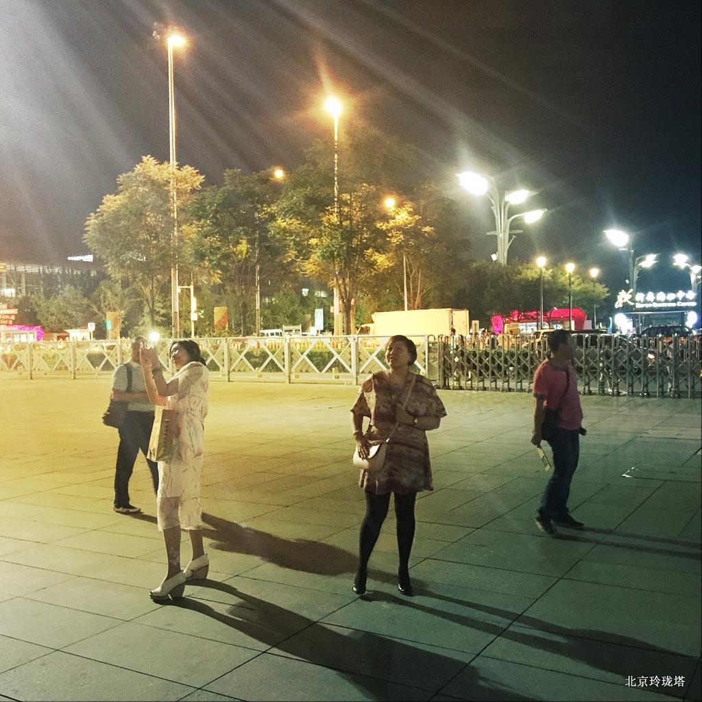 北京城难得一上的奥运景观_图1-13