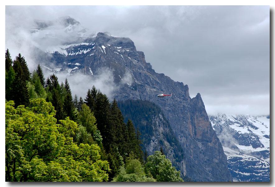 《酒一船摄影》:瑞士行-小镇文根少女峰_图1-3