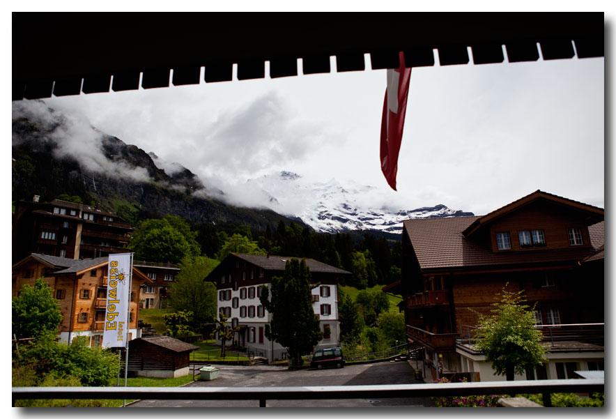 《酒一船摄影》:瑞士行-小镇文根少女峰_图1-6