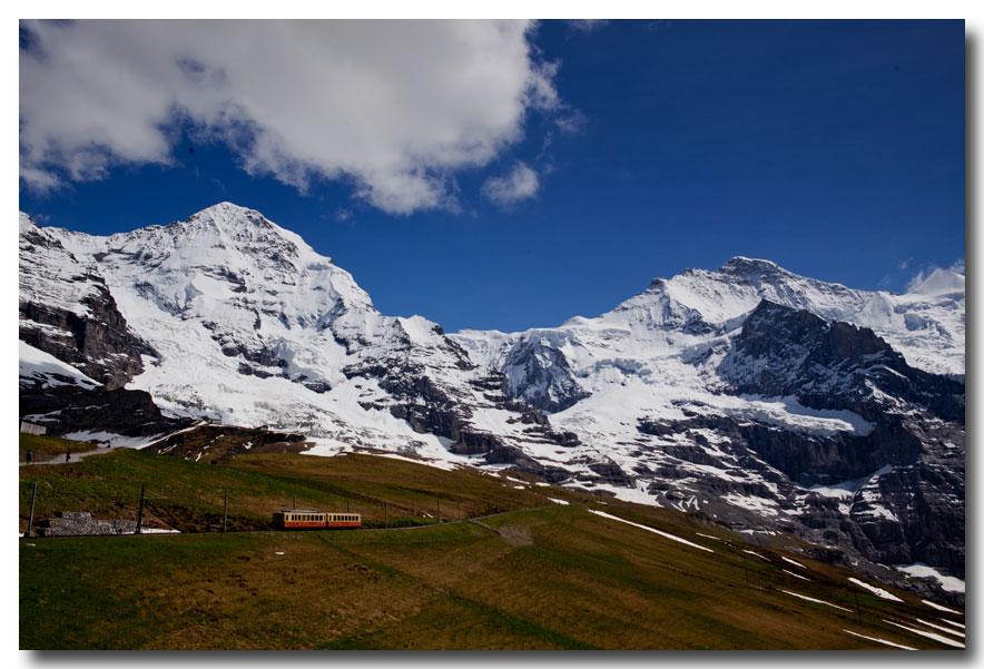 《酒一船摄影》:瑞士行-小镇文根少女峰_图1-34