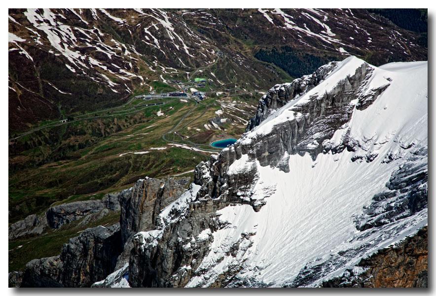 《酒一船摄影》:瑞士行-小镇文根少女峰_图1-35