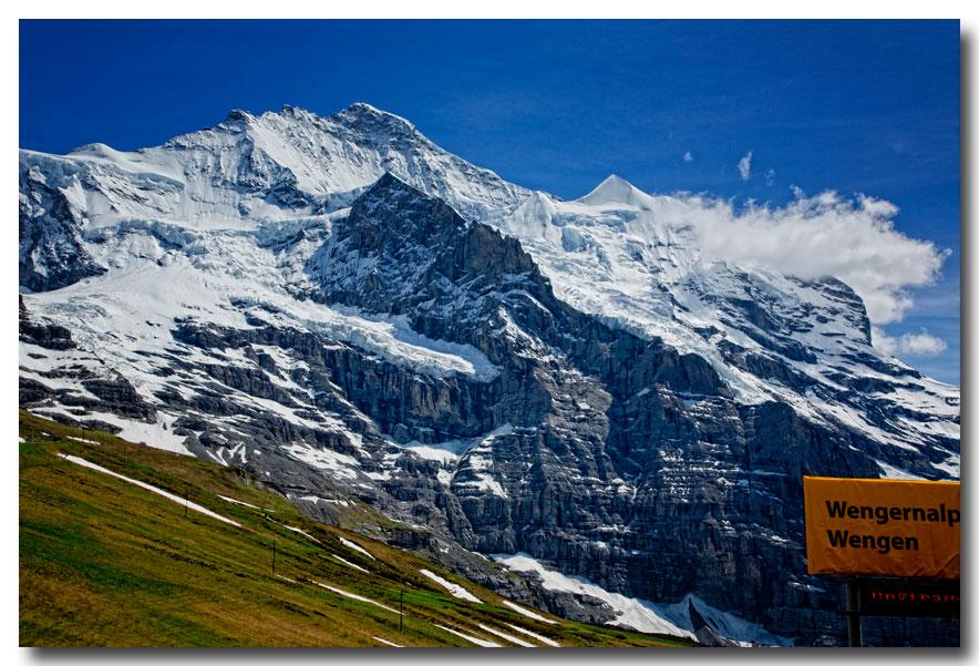 《酒一船摄影》:瑞士行-小镇文根少女峰_图1-36