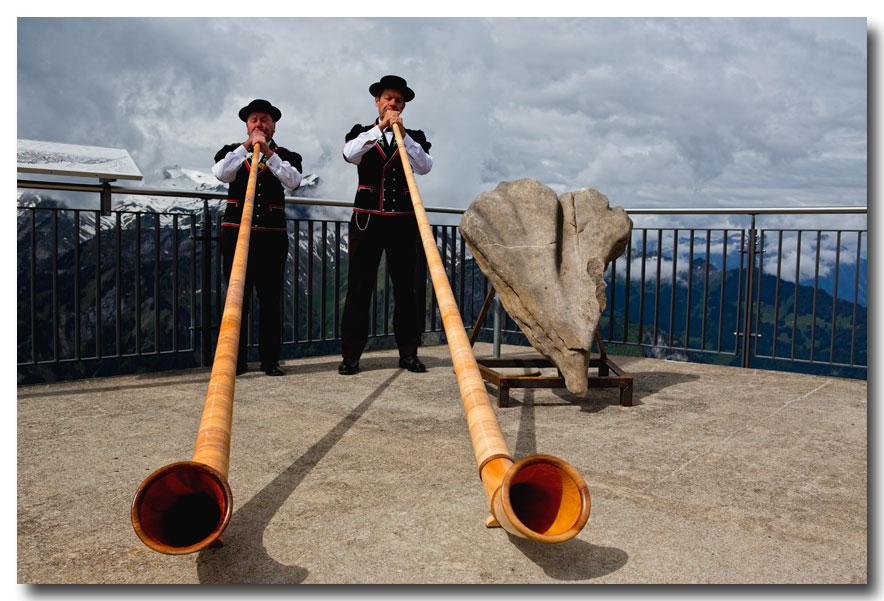 《酒一船摄影》:瑞士行-小镇文根少女峰_图1-38