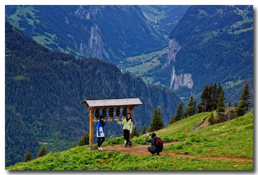 《酒一船摄影》:瑞士行-小镇文根少女峰_图1-40