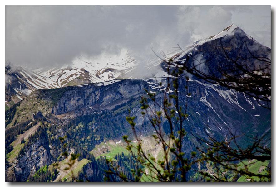 《酒一船摄影》:瑞士行-小镇文根少女峰_图1-43