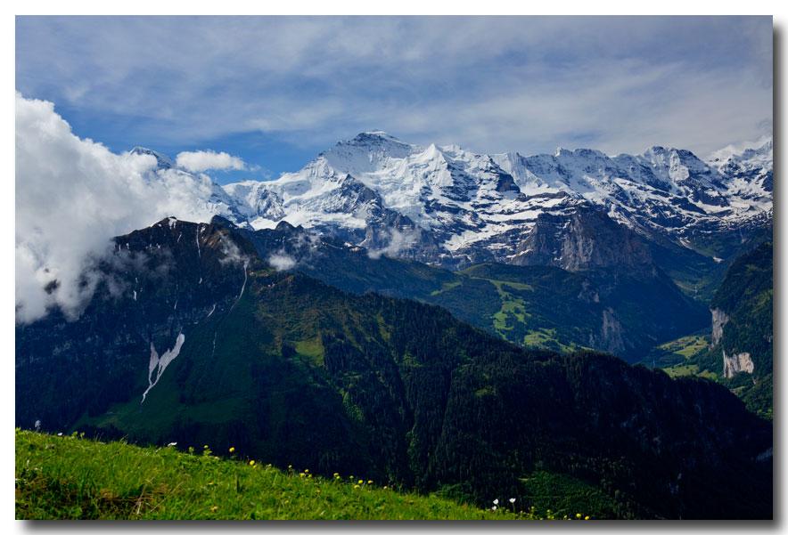 《酒一船摄影》:瑞士行-小镇文根少女峰_图1-44