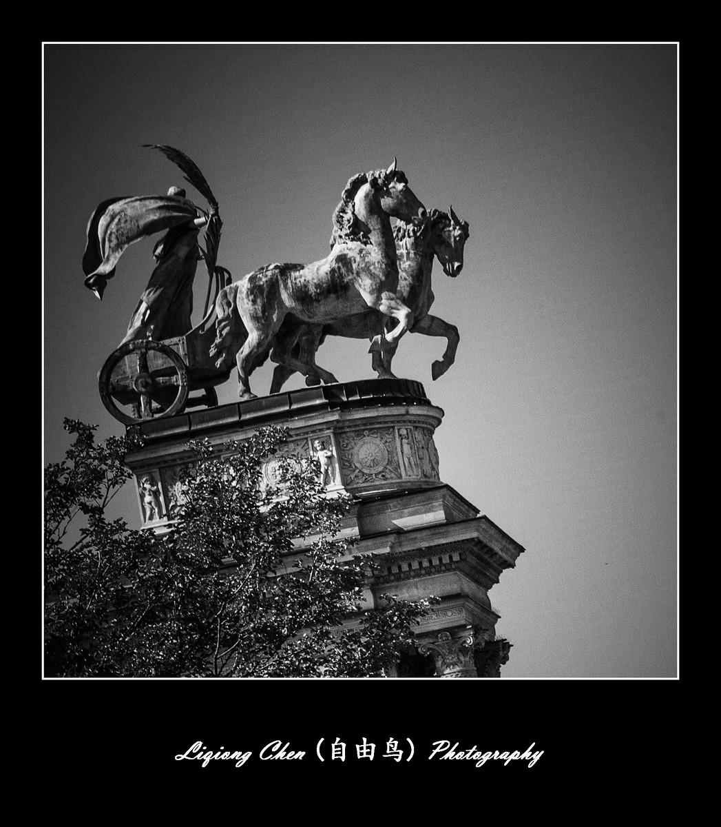 布达佩斯英雄广场的那些英雄们_图1-5