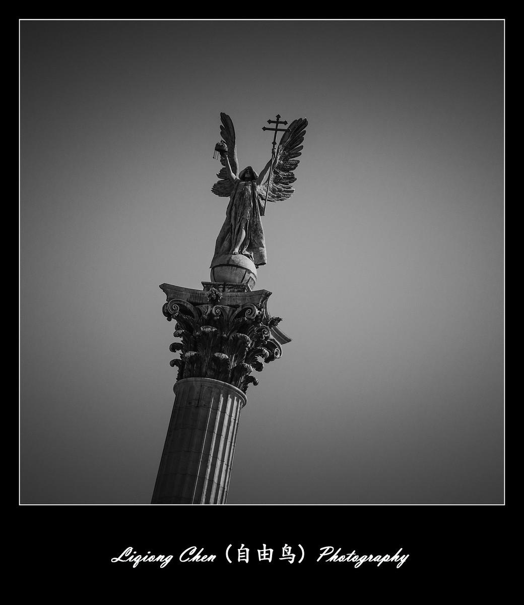 布达佩斯英雄广场的那些英雄们_图1-4