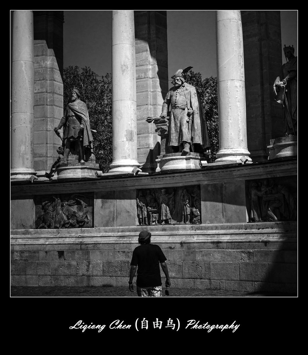 布达佩斯英雄广场的那些英雄们_图1-8