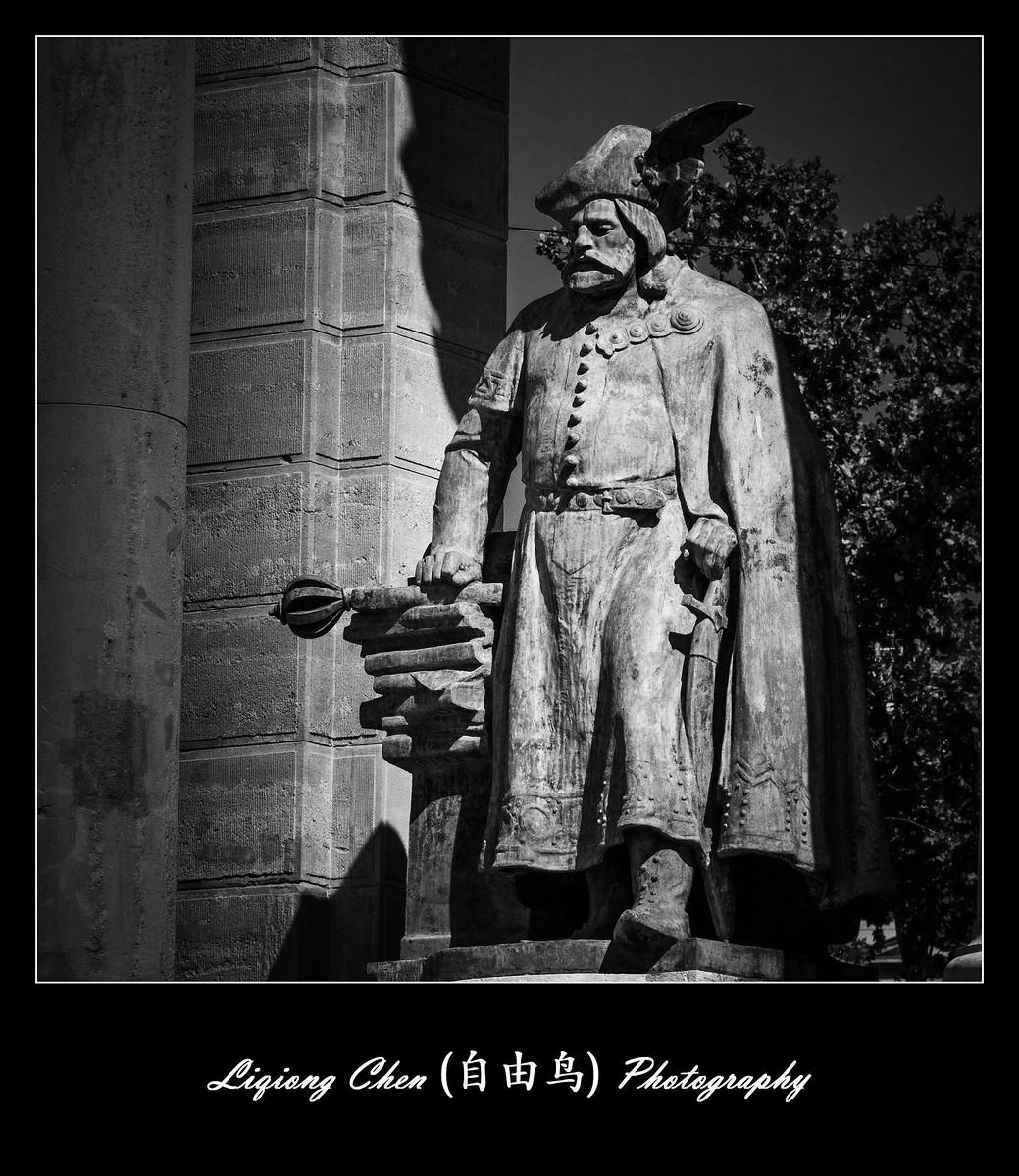 布达佩斯英雄广场的那些英雄们_图1-9