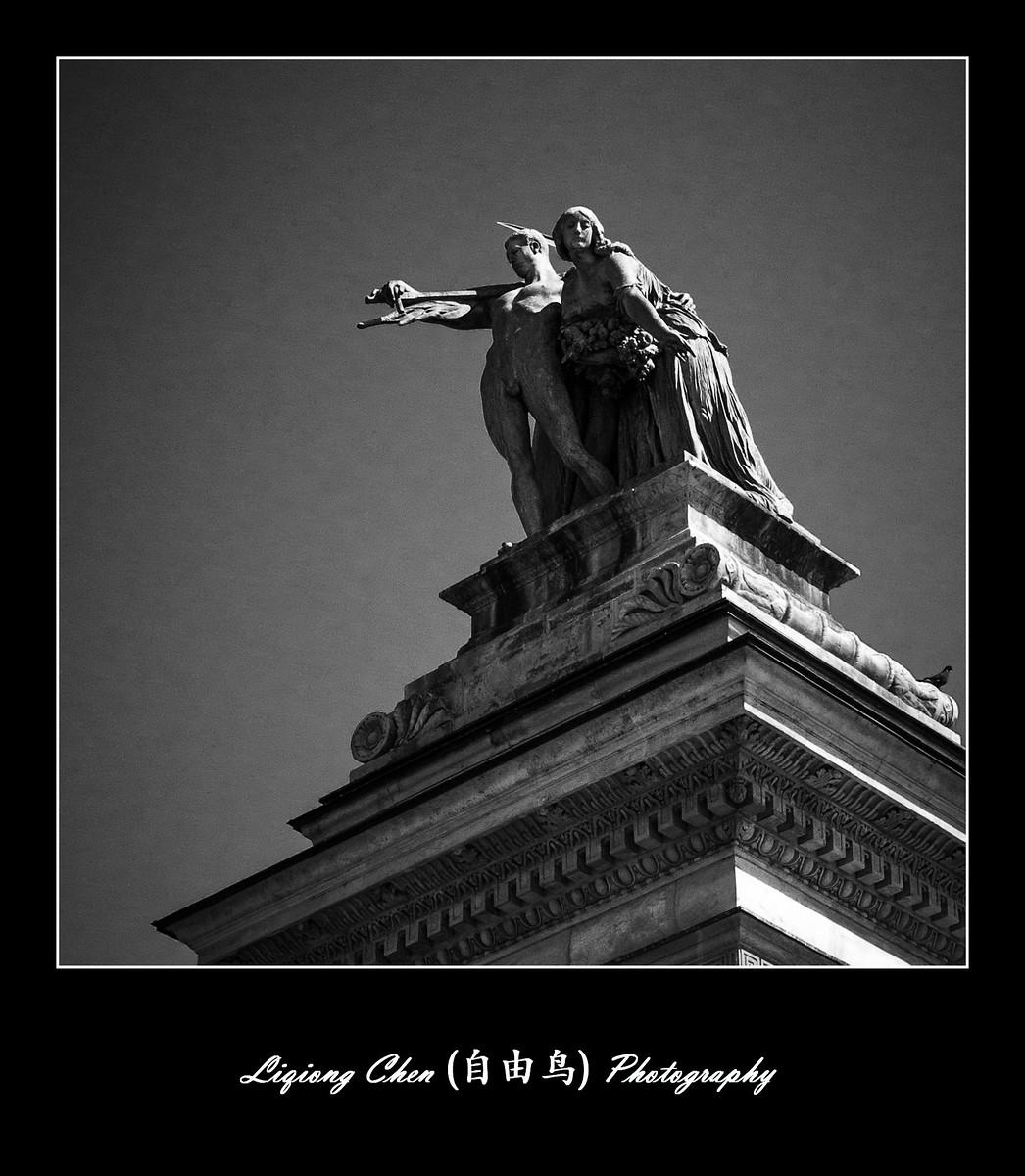 布达佩斯英雄广场的那些英雄们_图1-12