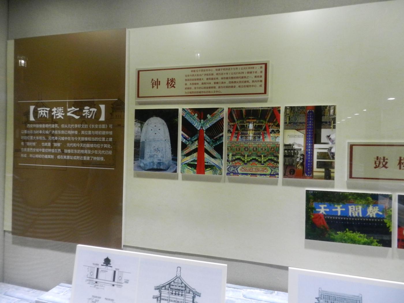 【汉良子】西安钟楼(图)_图1-7