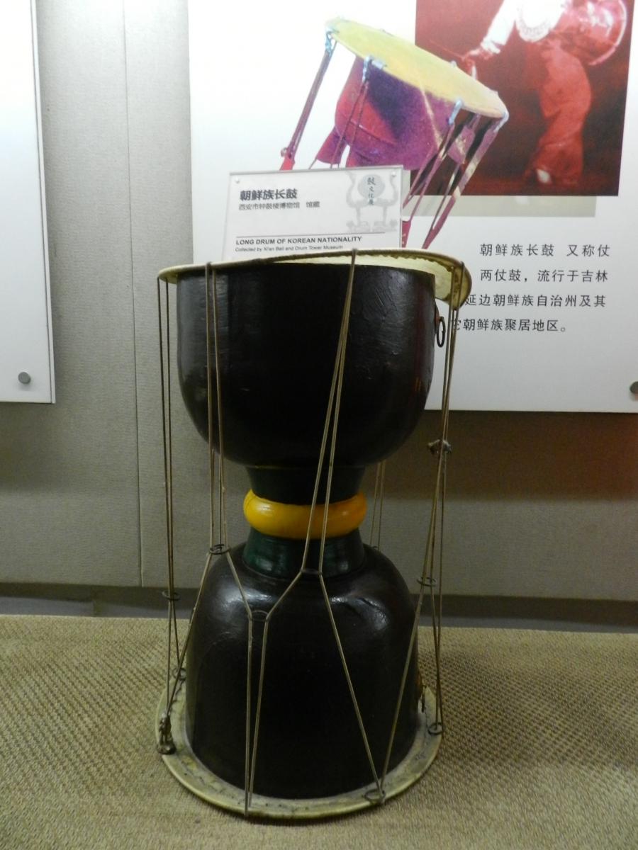 【汉良子】西安鼓楼(图)_图1-22