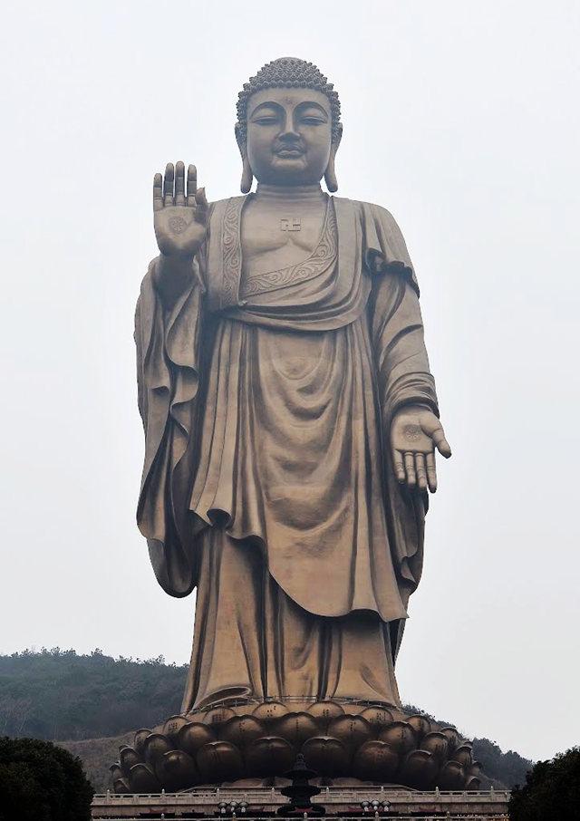 无锡灵山大佛与梵宫_图1-5