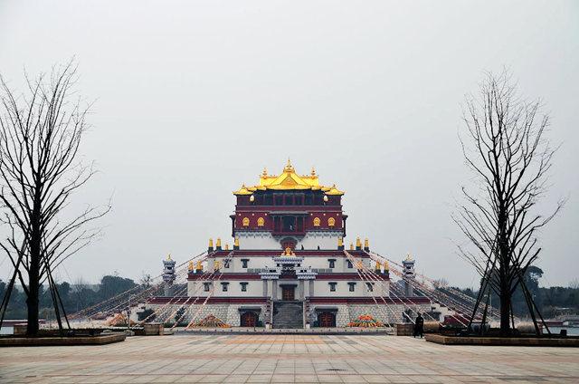 无锡灵山大佛与梵宫_图1-11