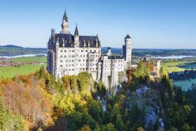 天鹅堡(德国)