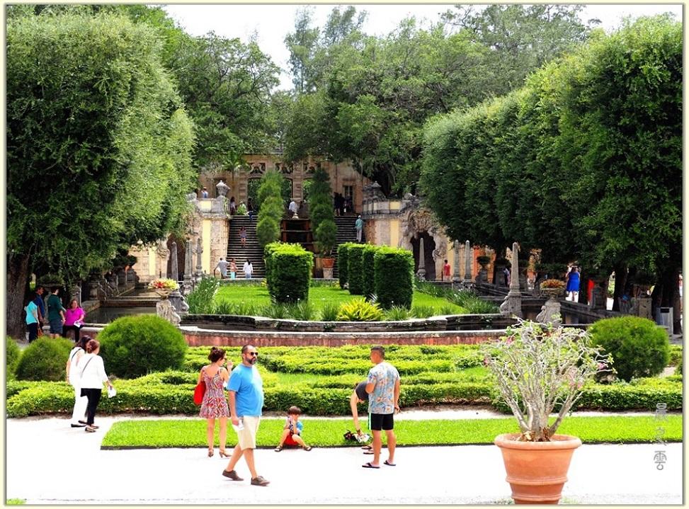 维兹卡亚花园博物馆(Vizcaya)--迈阿密_图1-1