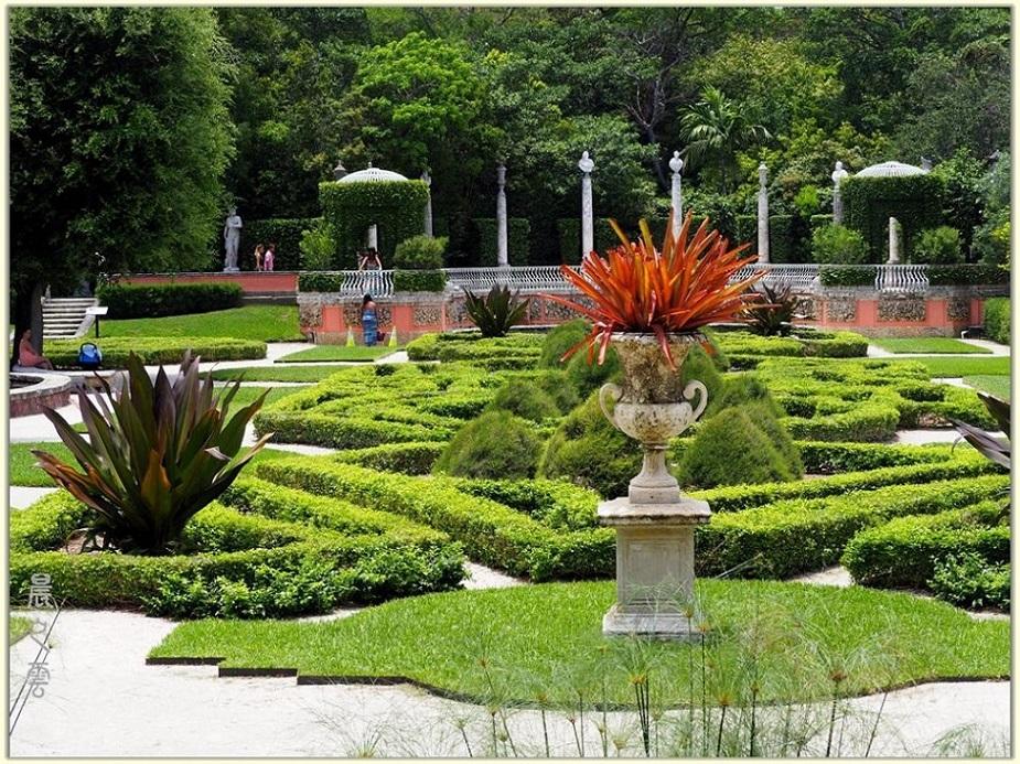 维兹卡亚花园博物馆(Vizcaya)--迈阿密_图1-2