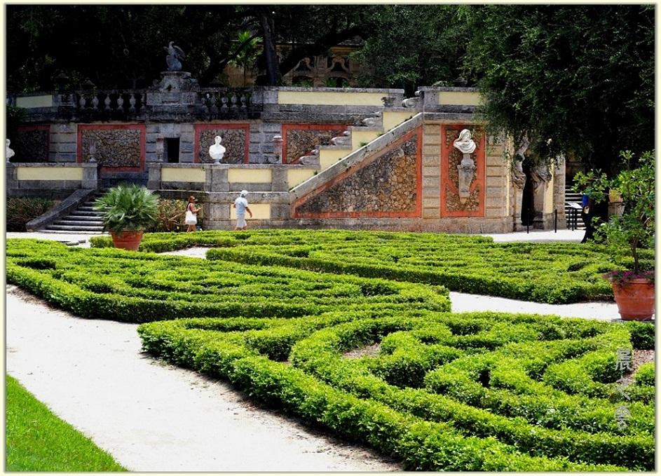 维兹卡亚花园博物馆(Vizcaya)--迈阿密_图1-3