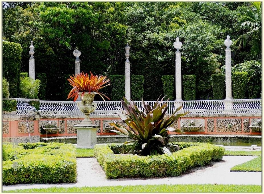 维兹卡亚花园博物馆(Vizcaya)--迈阿密_图1-5