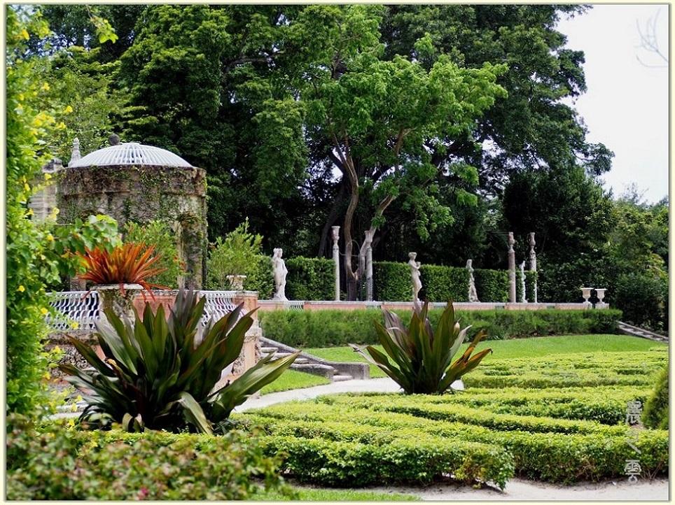 维兹卡亚花园博物馆(Vizcaya)--迈阿密_图1-11