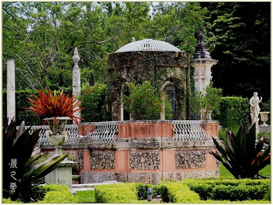 维兹卡亚花园博物馆(Vizcaya)--迈阿密_图1-12