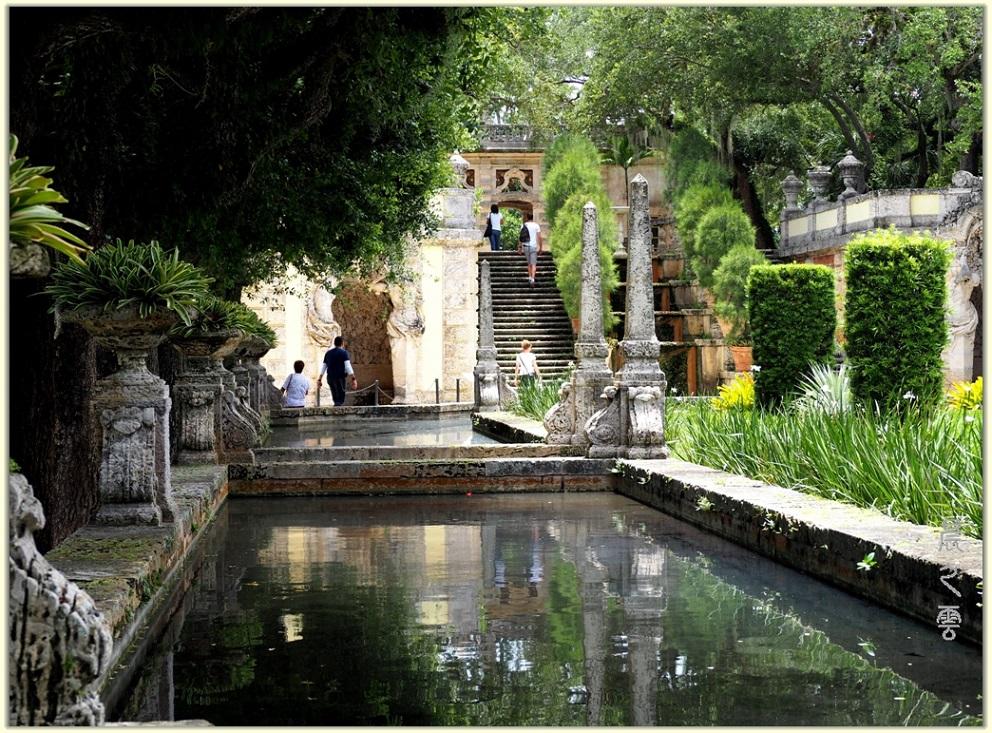 维兹卡亚花园博物馆(Vizcaya)--迈阿密_图1-14