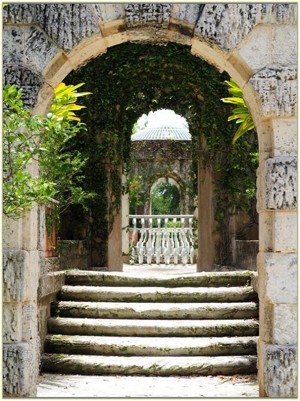 维兹卡亚花园博物馆(Vizcaya)--迈阿密_图1-24