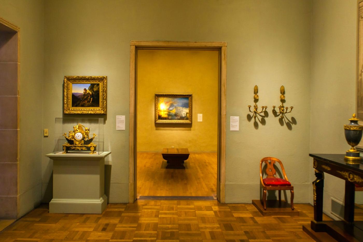 费城艺术博物馆,看展品布局_图1-3