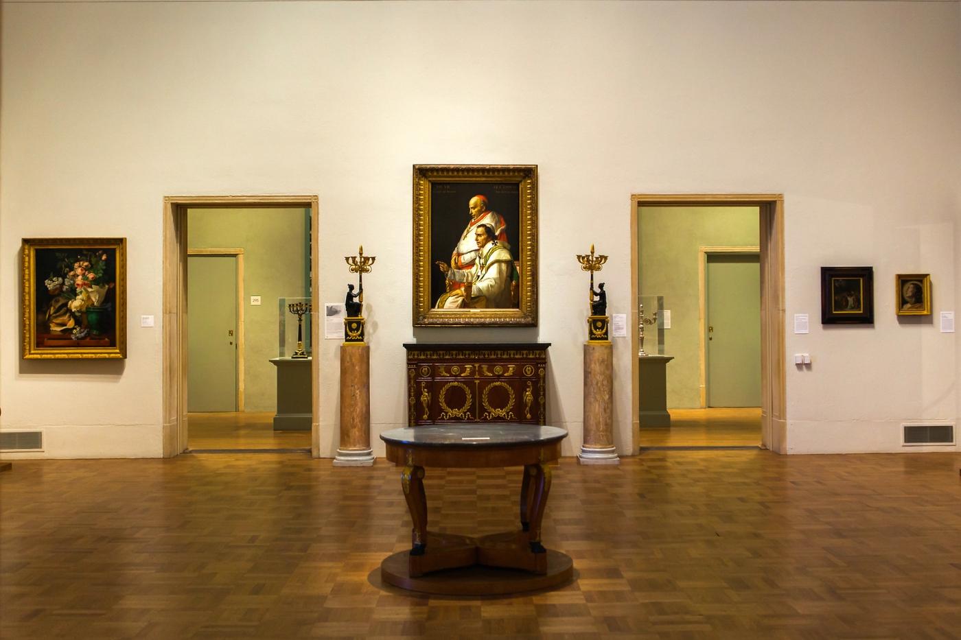 费城艺术博物馆,看展品布局_图1-1