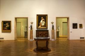 费城艺术博物馆,看展品布局