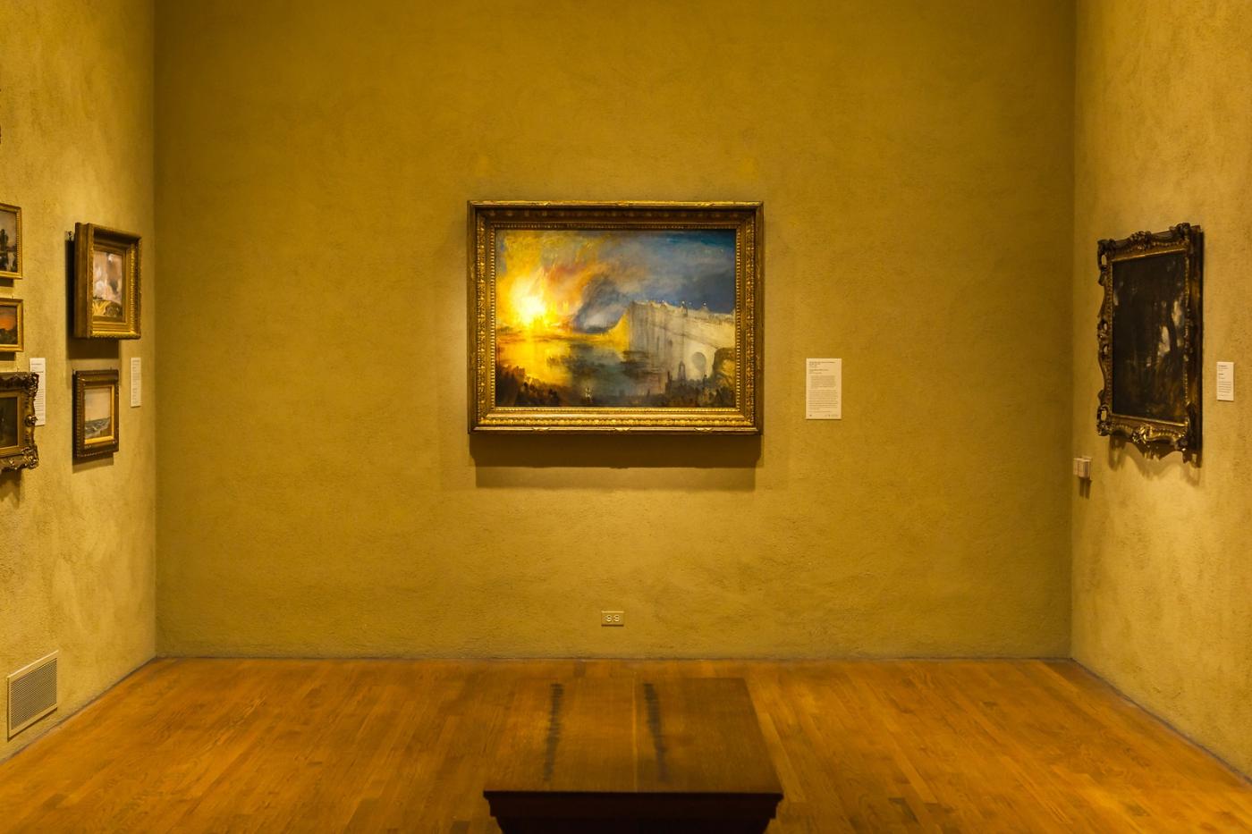 费城艺术博物馆,看展品布局_图1-4