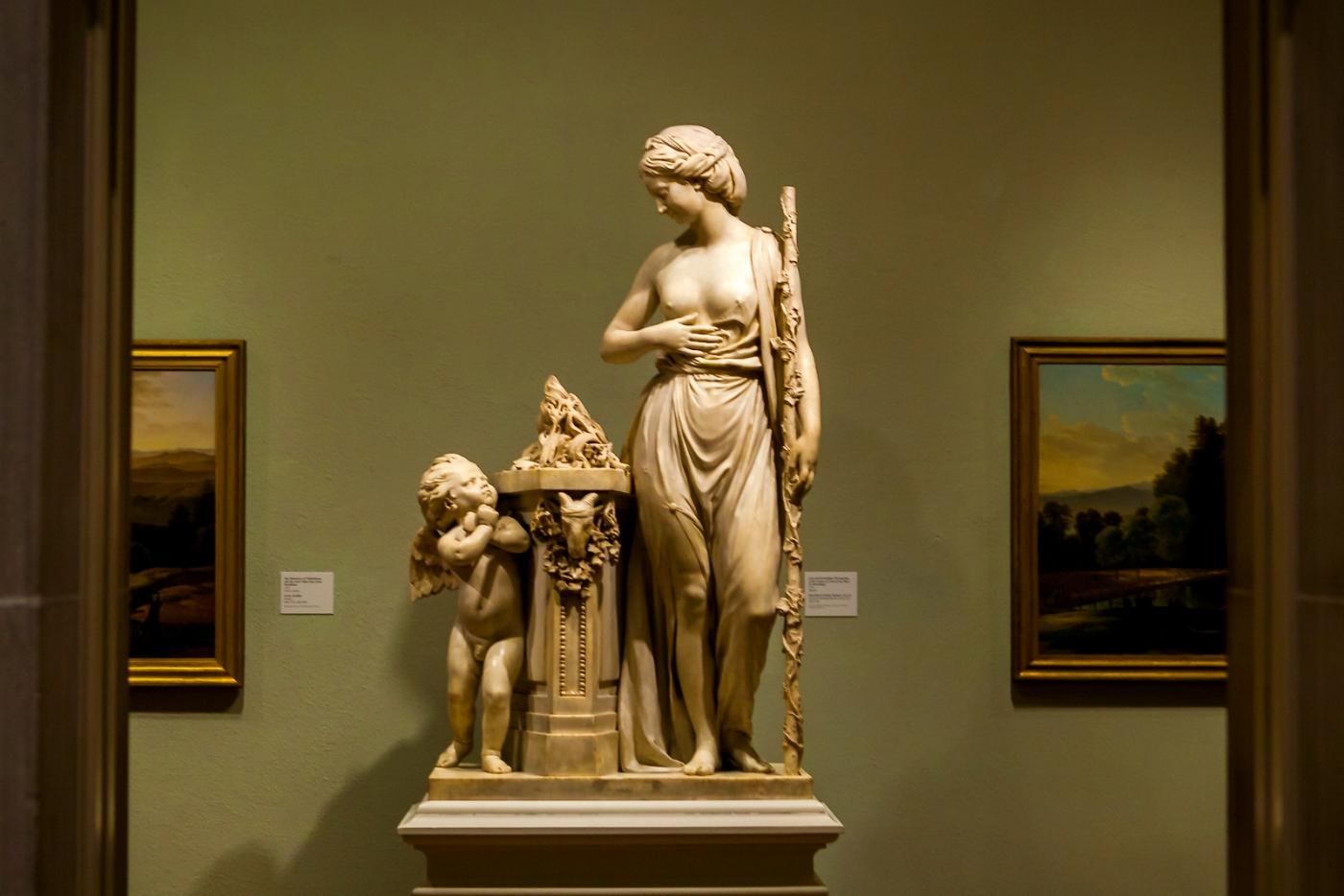 费城艺术博物馆,看展品布局_图1-5
