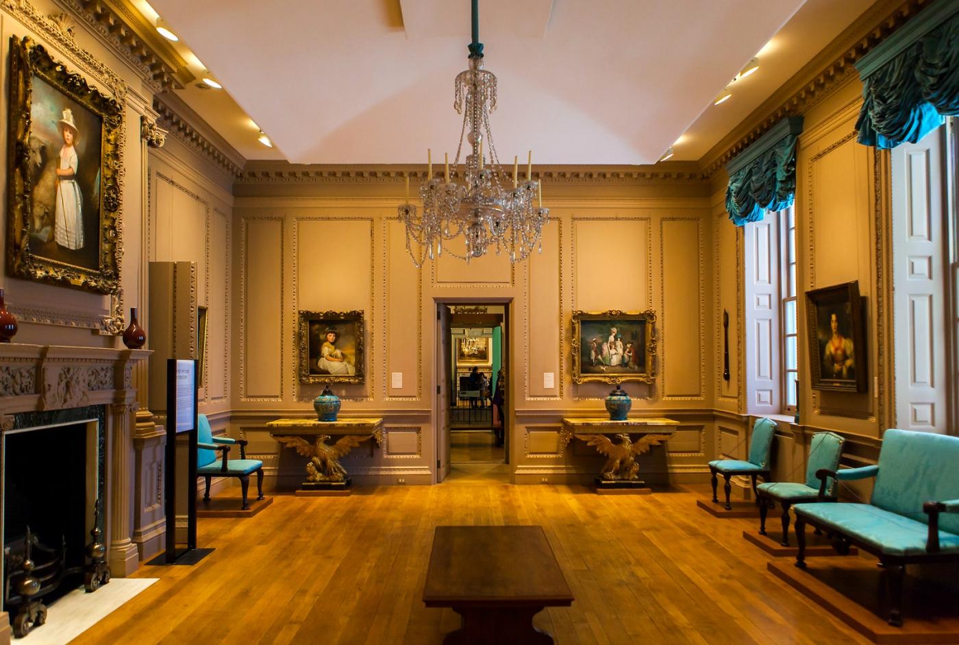费城艺术博物馆,看展品布局_图1-8