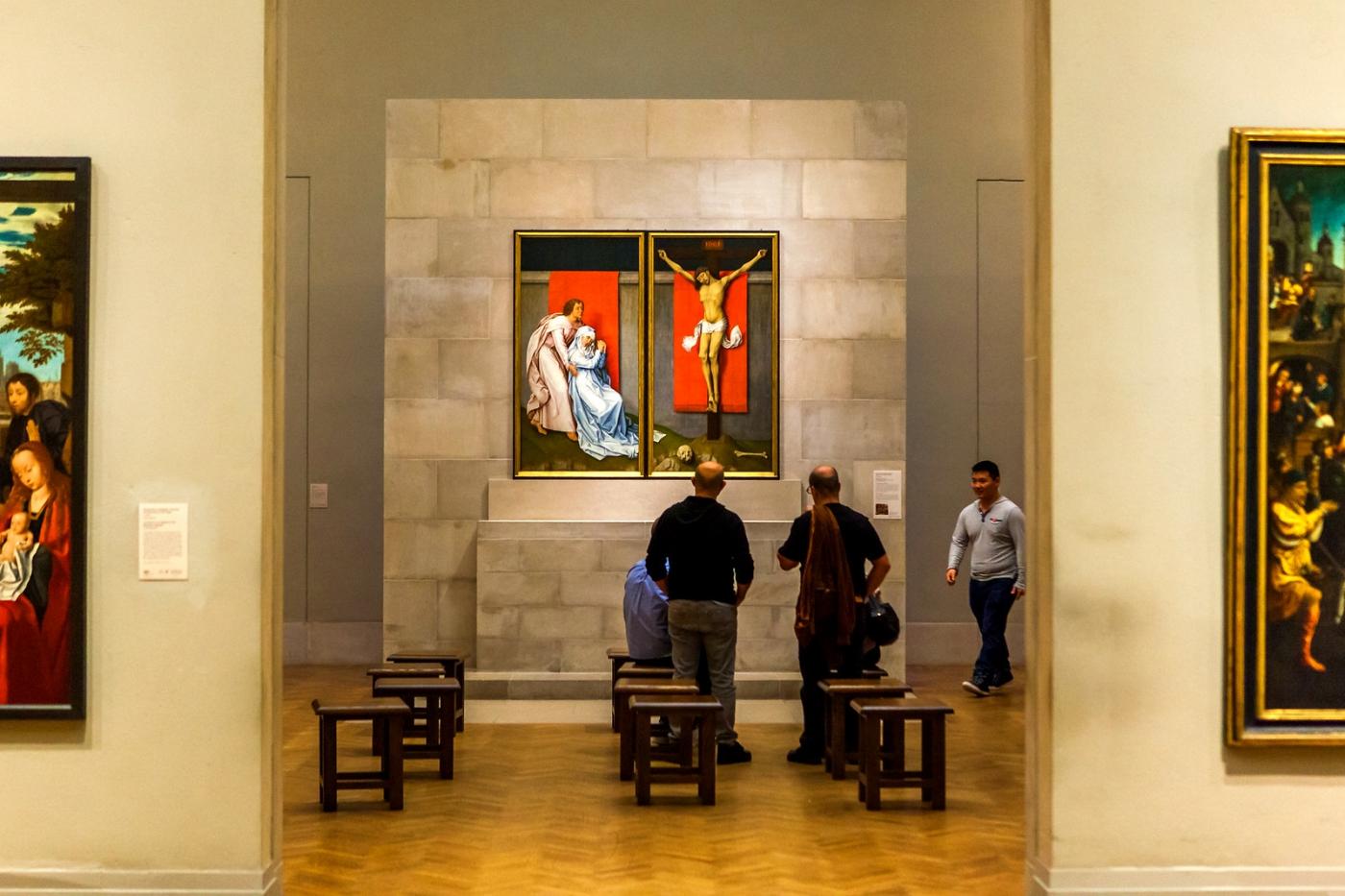 费城艺术博物馆,看展品布局_图1-10