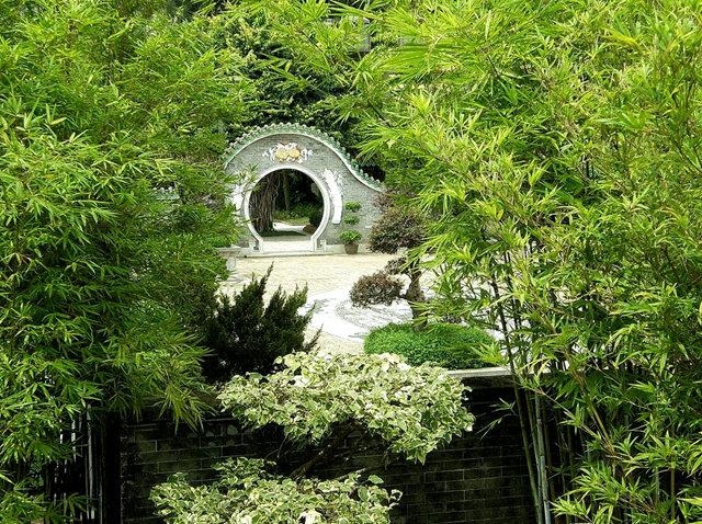 """香港公園之_""""嶺南之風""""_圖1-4"""