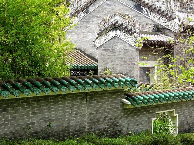 """香港公园之_""""岭南之风""""_图1-6"""