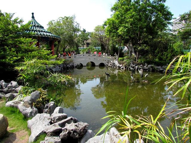 """香港公园之_""""岭南之风""""_图1-8"""