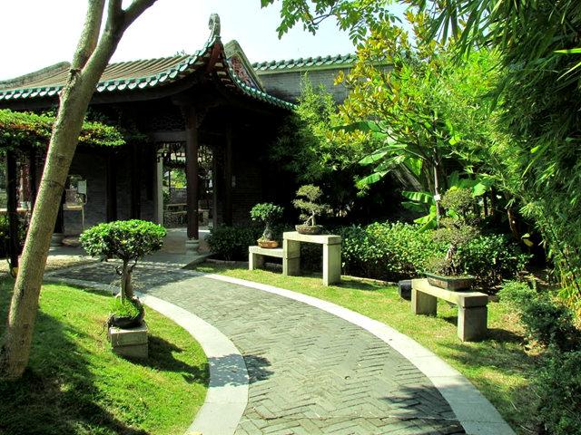 """香港公园之_""""岭南之风""""_图1-17"""