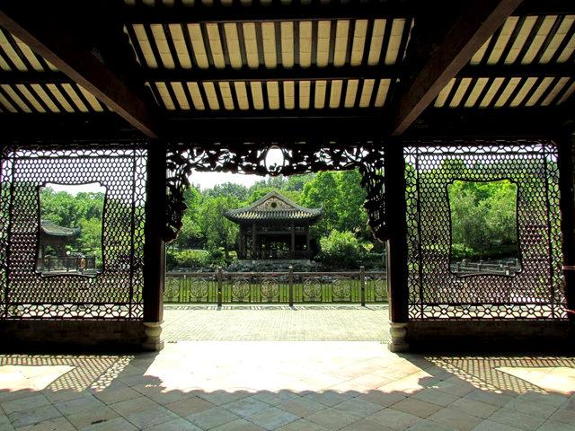 """香港公园之_""""岭南之风""""_图1-19"""