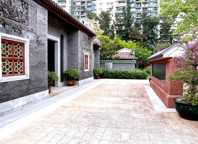 """香港公园之_""""岭南之风""""_图1-20"""
