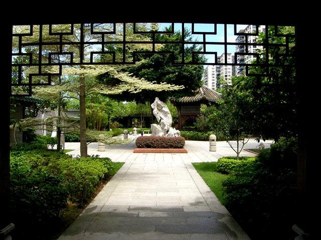 """香港公園之_""""嶺南之風"""" 2_圖1-6"""