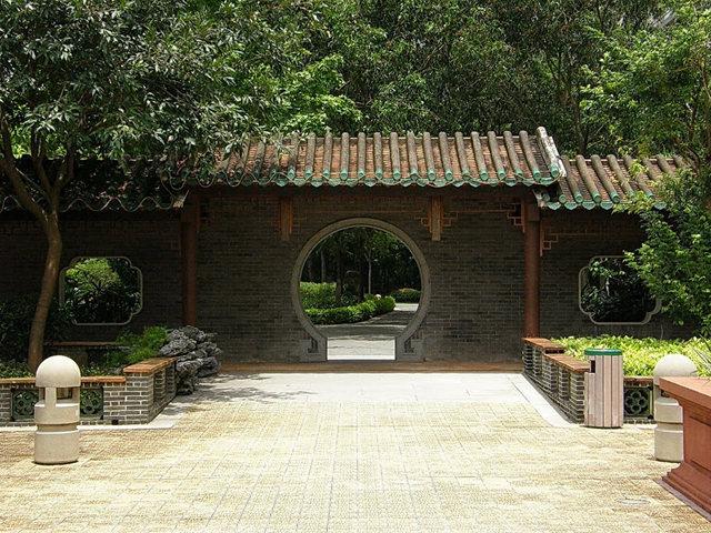 """香港公園之_""""嶺南之風"""" 2_圖1-7"""