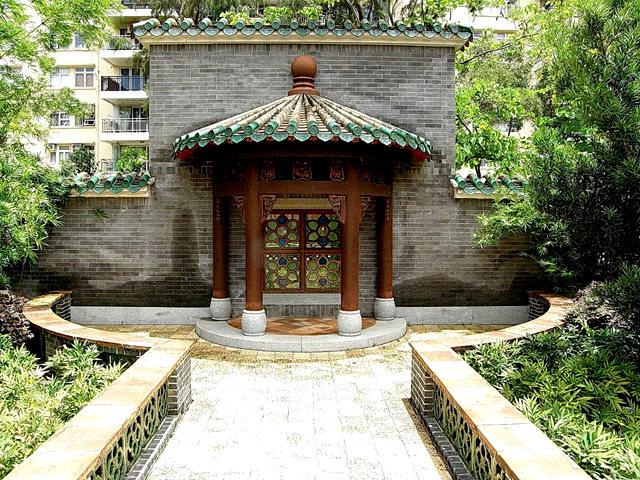 """香港公園之_""""嶺南之風"""" 2_圖1-8"""